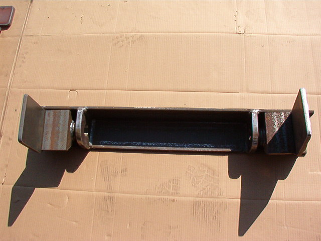 Dump Bed Tailgate Hinge Removable Pin : Uninstalled each